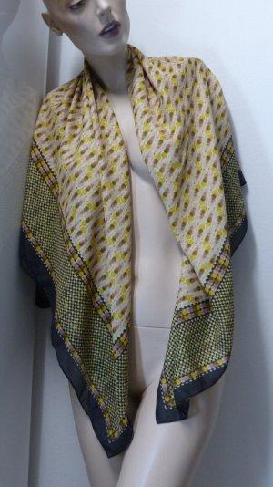 H&M Châle au tricot multicolore polyester
