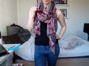 Accessorize Neckerchief multicolored