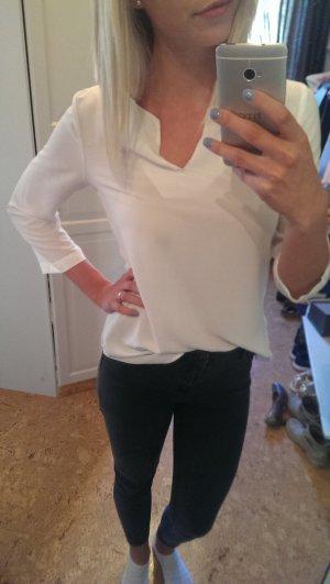 leichtes weißes Hemd