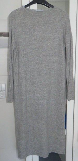 Zara Vestito di lana grigio