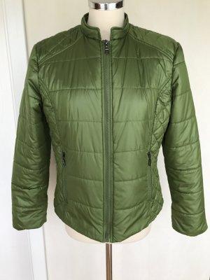 Leichtstepp-Jacke, Kurzjacke, Steppjacke grasgrün