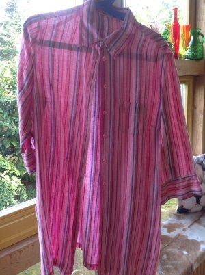 Franco Callegari Linnen blouse veelkleurig