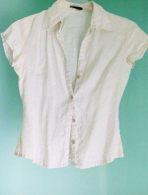Amisu Linnen blouse veelkleurig