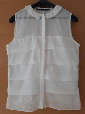Leinen Bluse Zara