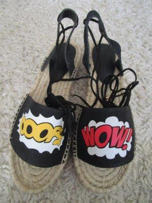 Asos Espadrille Sandals multicolored