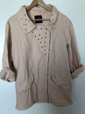 Zara Trafaluc Oversized Jacket pink