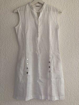 Abito blusa camicia bianco