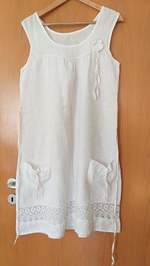 Leinen Kleid M
