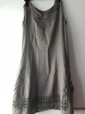 Leinen Kleid Sommer