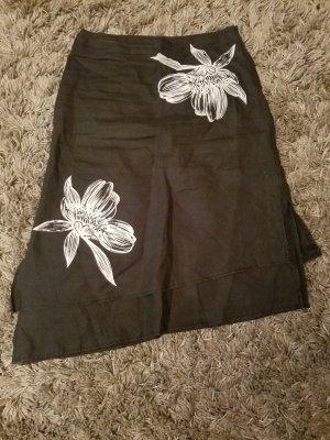 Midi Skirt black