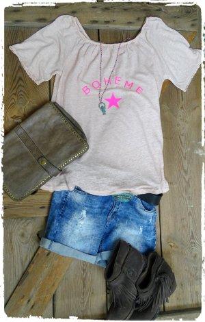 Leinen Shirt Tunika Salinas Ibiza