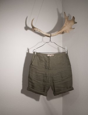 Forever 21 Shorts green grey
