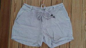 Leinen Shorts