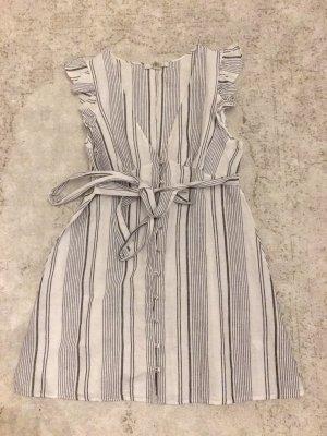 Leinen Summer Kleid