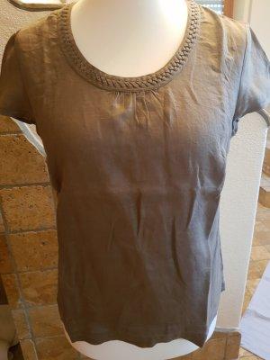 Leinen-Tshirt