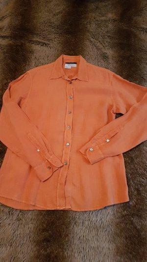 Max Mara Camicetta a blusa arancione chiaro