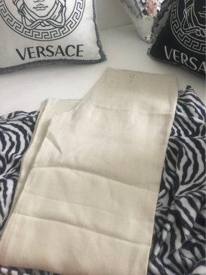 Pantalón de lino crema Lino