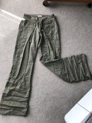 Vero Moda Linen Pants khaki