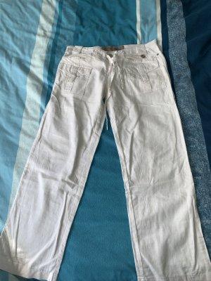 Linen Pants white