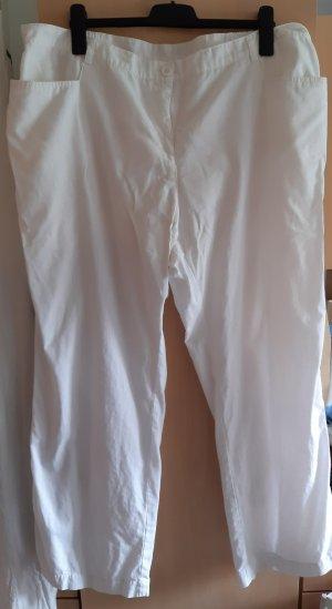 b.p.c. Bonprix Collection Linen Pants white