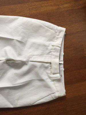 H&M Pantalon chinos blanc