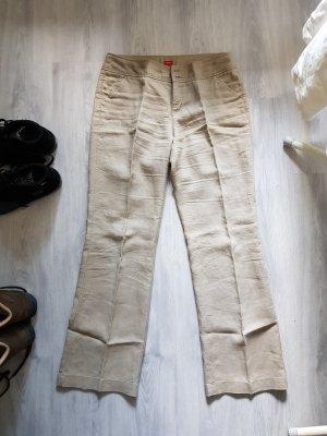 Esprit Linen Pants cream