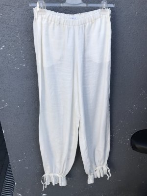 Consequent Linen Pants natural white