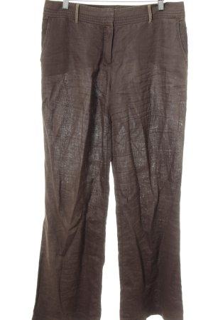 Linen Pants grey brown casual look