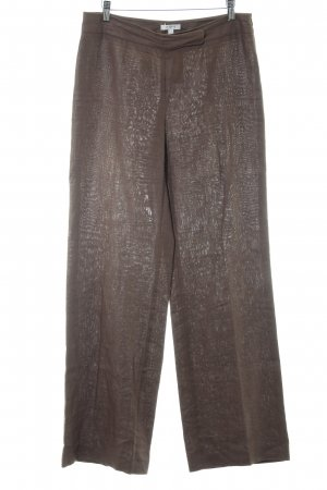 Linen Pants grey brown casual look