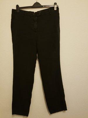 Marc O'Polo Pantalone di lino nero