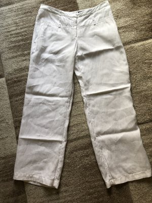 Orwell Linen Pants white