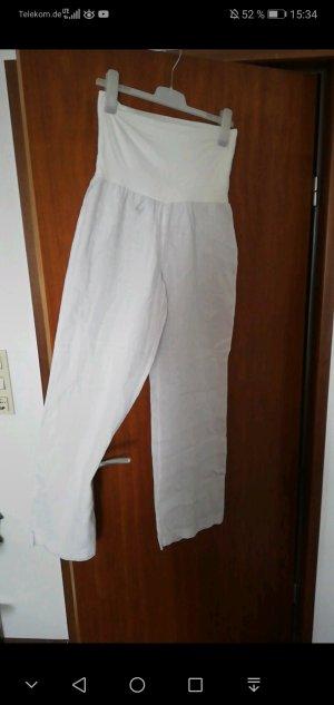 Vestino Linen Pants natural white