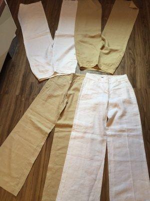 Tommy Hilfiger Linen Pants white