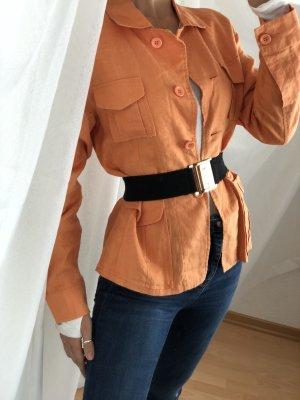 FFC Giacca-camicia multicolore Lino