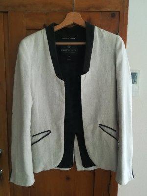 Maison Scotch Jacket taupe linen