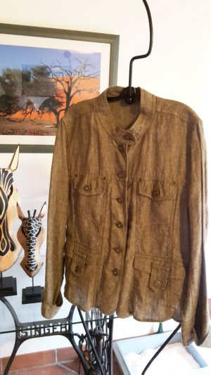 Yessica Safari Jacket olive green