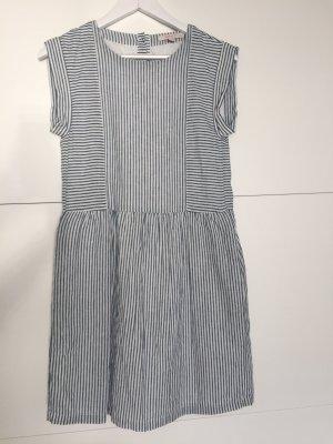 Esprit Shortsleeve Dress multicolored linen