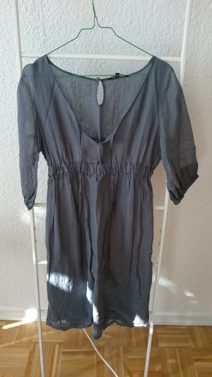 Hallhuber Empire Dress grey