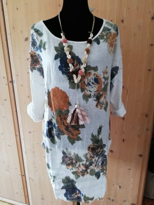 Made in Italy Beach Dress multicolored