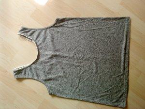s.Oliver Top schiena coperta multicolore Tessuto misto