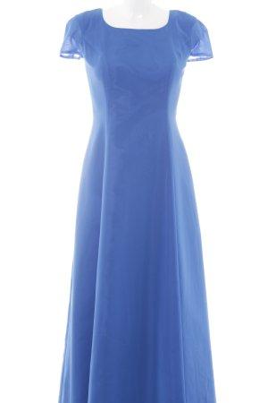 LeKress Maxikleid neonblau Elegant