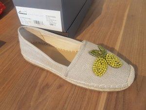 Lemon Espadrilles