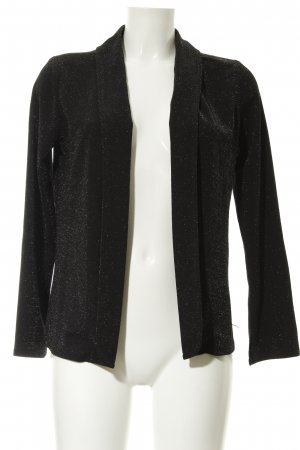 LENA GERCKE X ABOUT YOU Smoking-Blazer schwarz Party-Look
