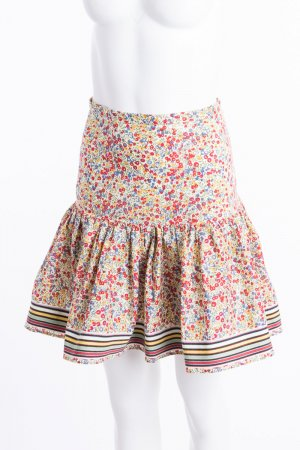 Lena Hoschek Culotte Skirt multicolored cotton