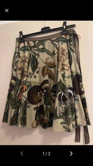 Lena Hoschek Flared Skirt multicolored