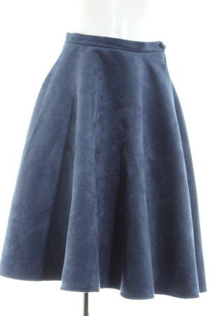Lena Hoschek Jupe corolle bleu style décontracté