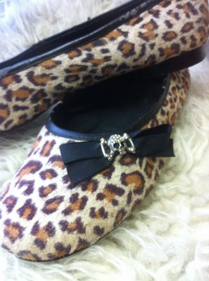 Leo Ballerinas Rockabilly Schuhe