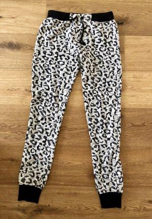 Nümph Sweat Pants grey-black