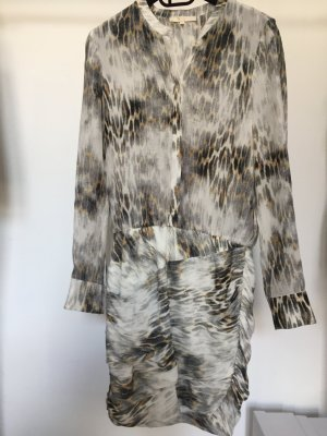 Leo Kleid mit schmalem gerafften Rockteil