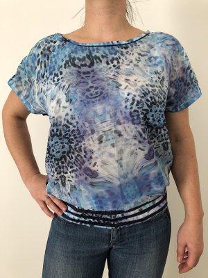 Tuzzi Print Shirt multicolored
